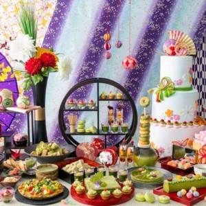 【抹茶スイーツビュッフェ&抹茶アフタヌーンティー2019まとめ】ホテルデザートブッフェの予約&新着情報!