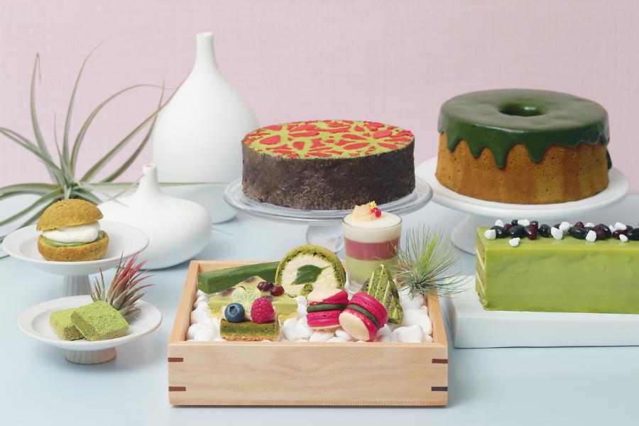 【京都タワーホテル】抹茶スイーツビュッフェ『Matcha Sweets Buffet #KYOTO』 開催!