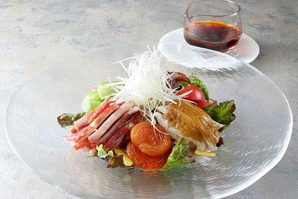 横浜ベイシェラトン 彩龍 冷麺
