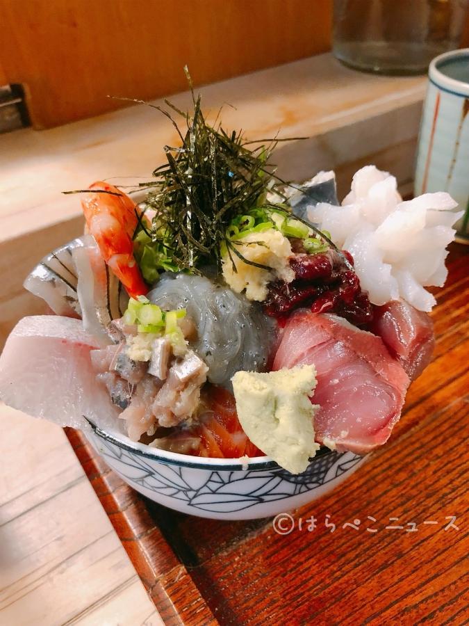 はらぺこニュース|【実食レポ】上海鮮丼バフン生うにダブルのせ!御茶ノ水「江戸富士」
