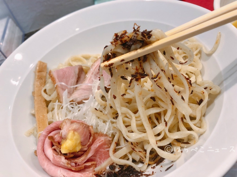 はらぺこニュース|【実食レポ】 千円でマイルドなフォアグラつけ麺!「鴨だしらーめん 鴨福」