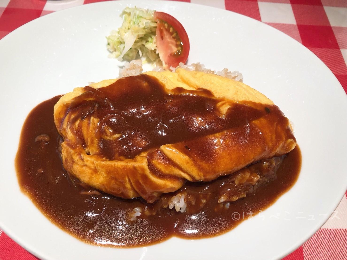 はらぺこニュース|【実食レポ】ふわふわオムレツのランチ!恵比寿「モンタンベール」でカレー専門店ならではのオムカレー!