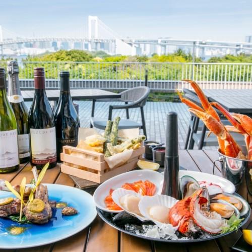 はらぺこニュース|ヒルトン東京お台場でニュージーランドワインと「陸と海」をテーマにした料理のマリアージュ!