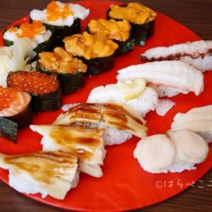 【実食レポ】2800円で天ぷら付の寿司食べ放題「うみめし アトレヴィ大塚店」