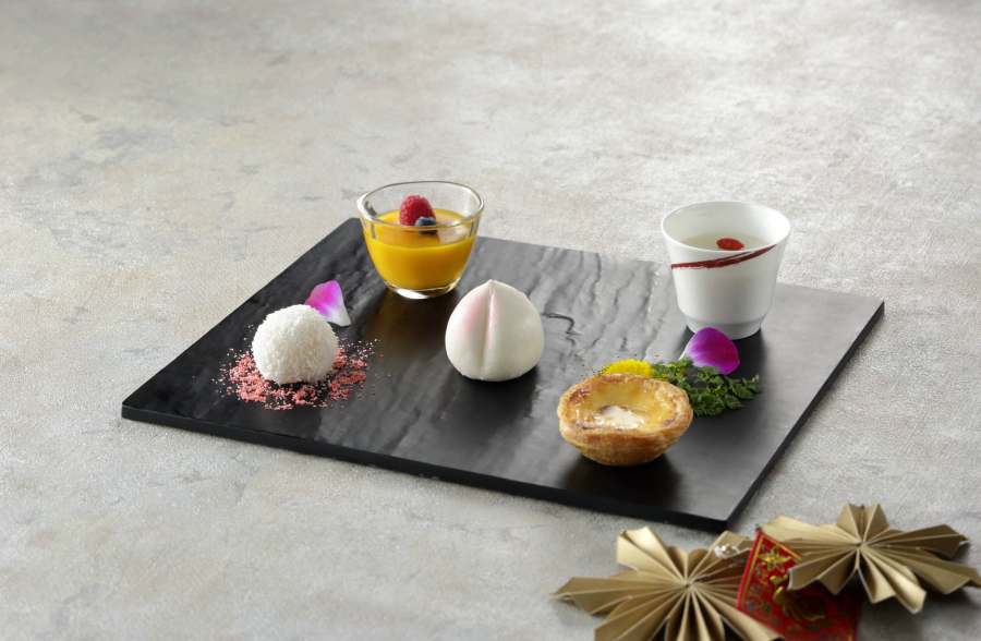はらぺこニュース|横浜ベイシェラトンホテルで「香港式パフェ」など香港風スイーツブッフェスタート!