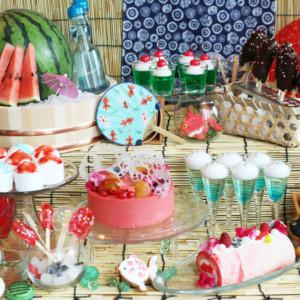 【初夏〜夏のスイーツビュッフェ&アフタヌーンティー 2020まとめ】夏祭りにマンゴー!夏のフルーツ大集合!