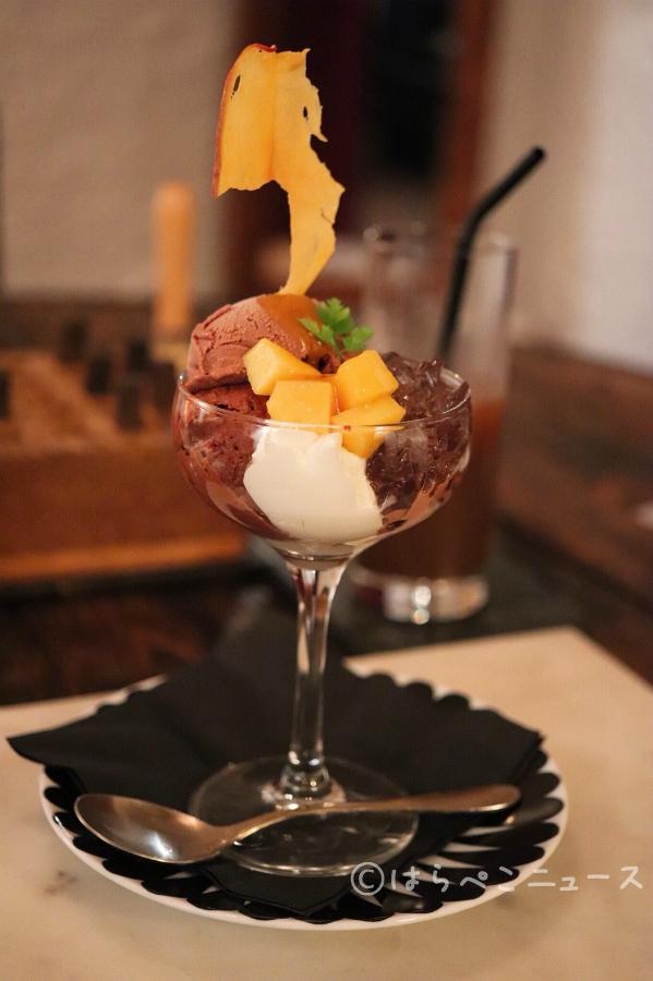 はらぺこニュース|【潜入レポ】1日限定10食のマンゴー&ショコラパフェ!「イルサンジェー銀座ブティック」