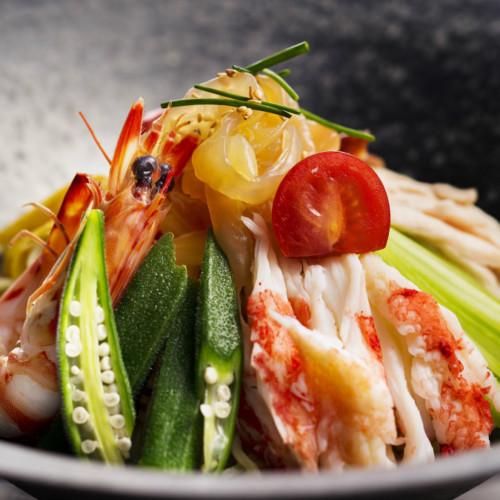はらぺこニュース|ANAインターコンチネンタルホテル東京で3種の冷やし麺提供中!冷やし担々麺に香鶏の冷やしそば!