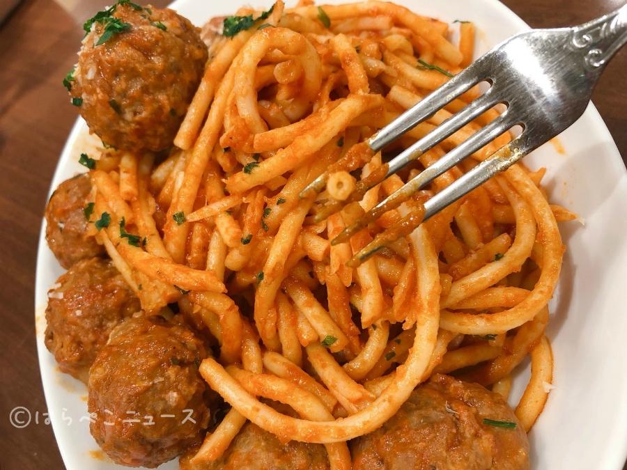 はらぺこニュース|【実食レポ】ルパンの和牛ハンバーガーにミートボールスパゲッティ!ISETAN「ルパンの夏祭り」