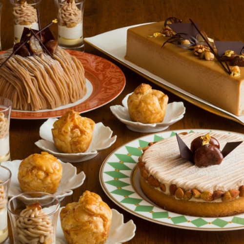 10月は栗がテーマのデザートブッフェ!横浜ベイホテル東急の「スィートジャーニー」