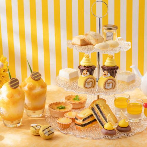 はらぺこニュース|「ハチミツづくしのアフタヌーンティー」がストリングスホテル東京インターコンチネンタルで8月2日から開催!