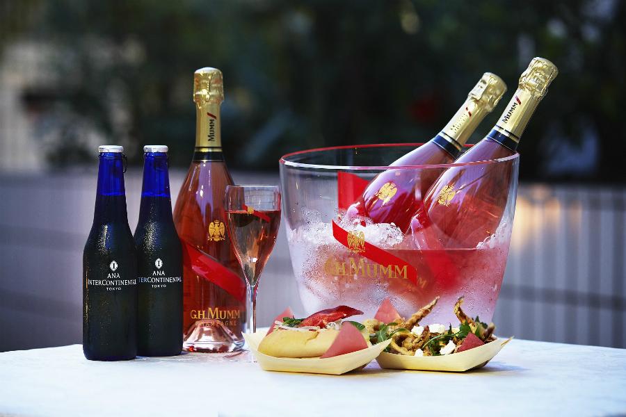 はらぺこニュース|夏季限定「シャンパン ガーデン」で開放的なディナー!ANAインターコンチネンタルホテル東京