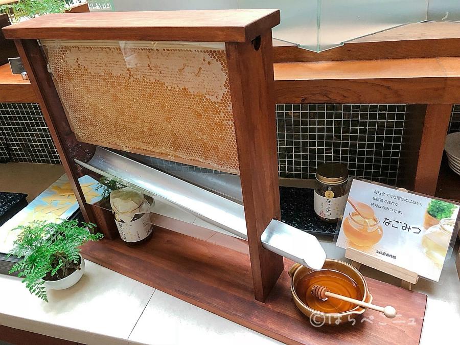 はらぺこニュース|【潜入レポ】ハチミツランチブッフェ「ホテルでハニーハント」ストリングスホテル東京インターコンチネンタル
