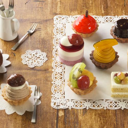 はらぺこニュース|銀座コージーコーナー「プチセレクション~秋菓~」秋食材のプチケーキ詰め合わせ!
