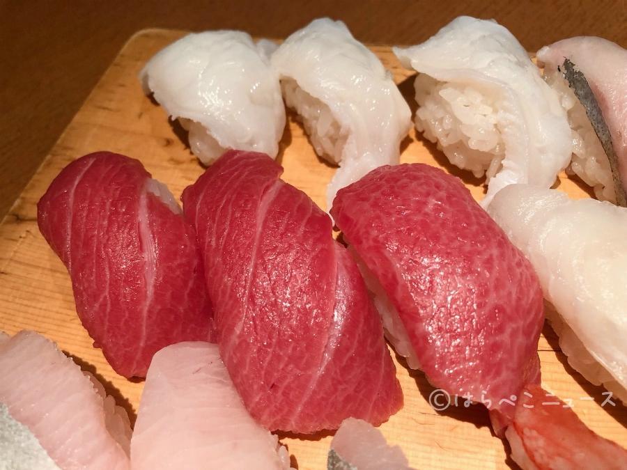 はらぺこニュース|【実食レポ】プレミアム寿司食べ放題でウニに穴子一本も!行徳「築地日本海」