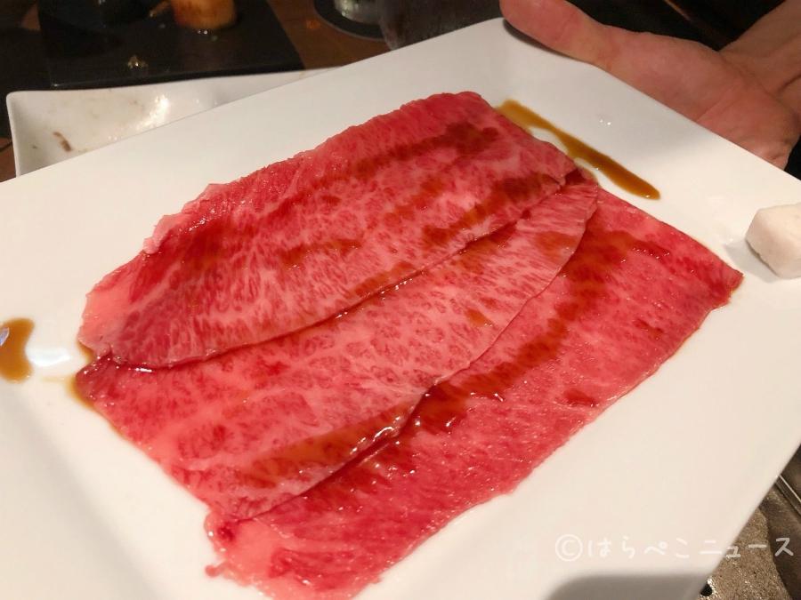 はらぺこニュース|【実食レポ】和牛ユッケに雲丹が乗った肉寿司!表参道「焼肉 うしどき 東京」