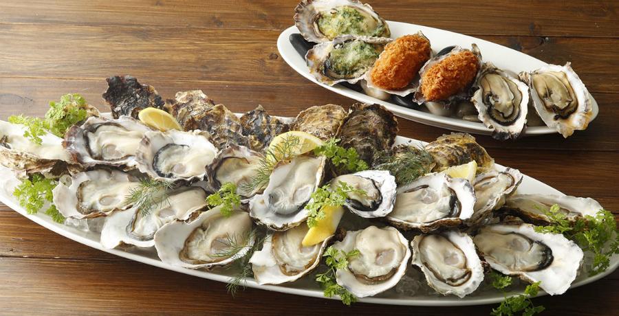 はらぺこニュース|牡蠣料理食べ放題!「夏のスタミナ テーブルオーダーバイキング」がゼネラル・オイスター18店舗限定で開催