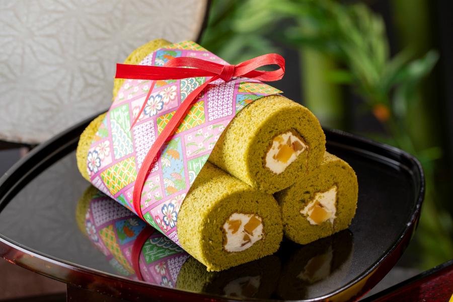 はらぺこニュース|かぐや姫がテーマ「抹茶&チョコレートデザートブッフェ~月夜に思ふ姫君~」ヒルトン小田原リゾート&スパで開催