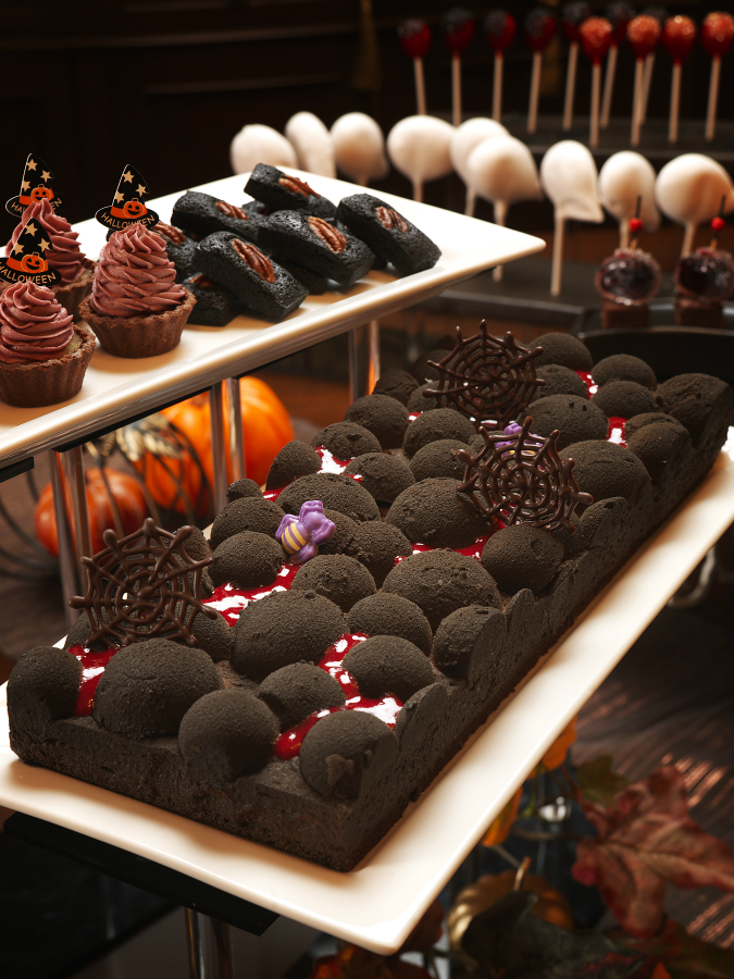 はらぺこニュース|大人のハロウィンがテーマ!リーガロイヤルホテル大阪「ハロウィンスイーツビュッフェ」