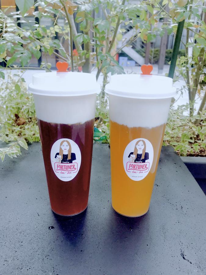 はらぺこニュース|日本初チーズティー専門店FORTUNER tea-boxが原宿にニューオープン!