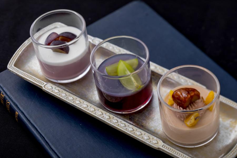 はらぺこニュース|ホテルニューオータニ大阪で「栗とぶどうのハロウーィンスイーツ」とサンドウィッチのビュッフェ 開催!