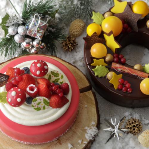 横浜ベイシェラトン20 年目のクリスマス!世界大会受賞のケーキなど10月1日から予約スタート!