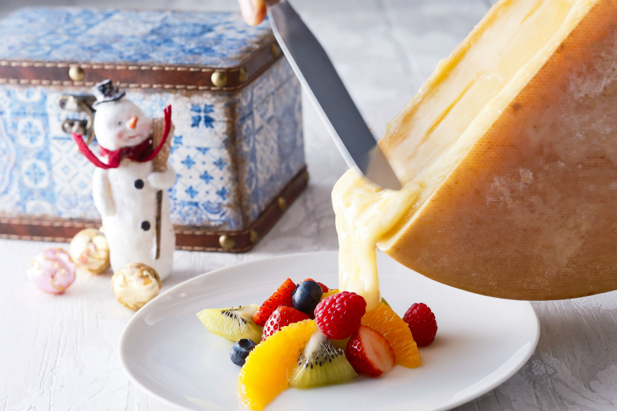 おもちゃの国のクリスマススイーツビュッフェ!「京都センチュリーホテル」