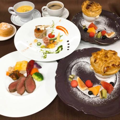 コース料理に散りばめられた5つのコウモリを探せ!京野菜とジビエの町家レストラン「むすびの」