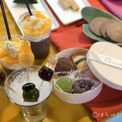 【試食レポ】あんこ博覧会(あんぱく)の「あんこクルーズ」でAN SUSHIや甘ざしにこおりしるこ!