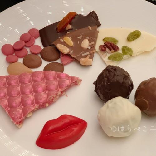 【実食レポ】ルビーチョコレートのデザートブッフェ「ANAインターコンチネンタルホテル東京」