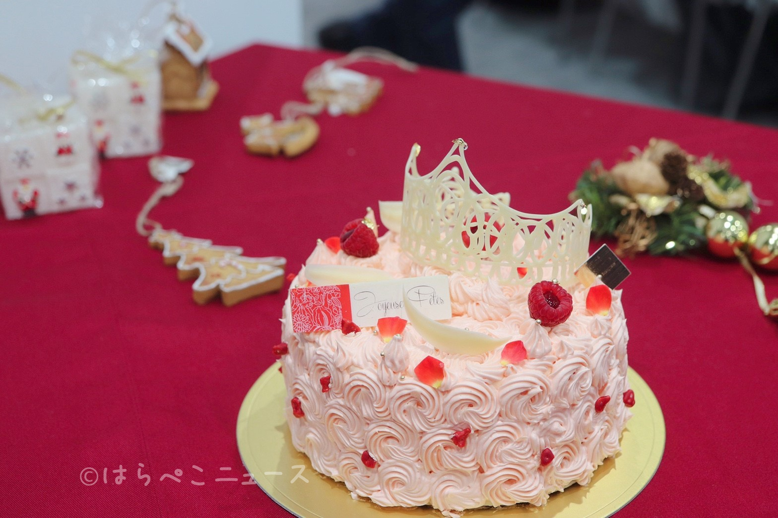 【試食レポ】伊勢丹新宿のクリスマスケーキ!「ISETAN CHRISTMAS CAKE&GIFT 2018」