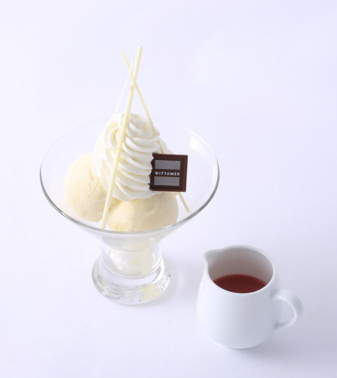 話題のルビーチョコレートを使用した『ダム・ブランシュ』ヴィタメール梅田大丸店ショコラバーに登場!