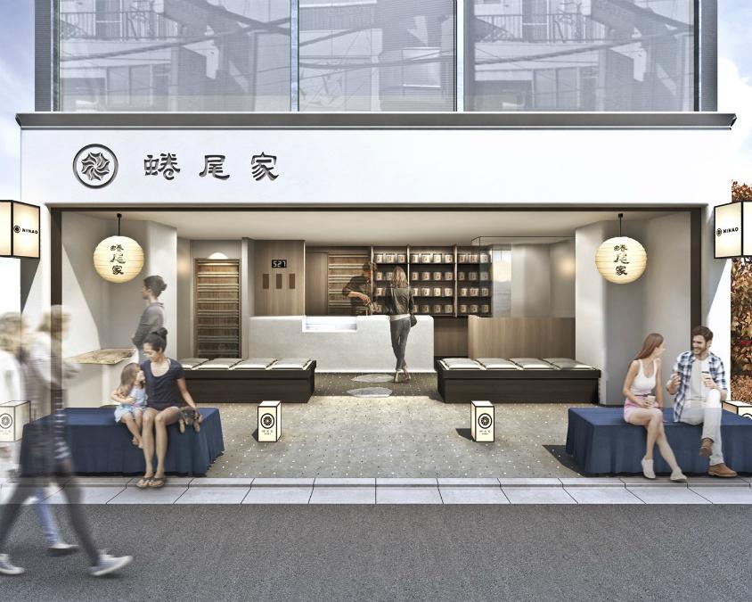 台湾発ソフトクリーム「蜷尾家/NINAO(二ナオ)」日本第1号店が三軒茶屋にグランドオープン!