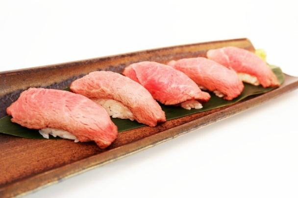 「東京和牛ショー2018」神戸ビーフの極上握り寿司や大貫ダレ焼肉丼が登場!