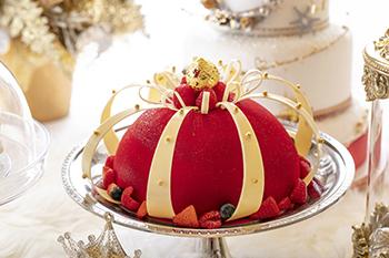 ヒルトン東京 「アリスinクリスマス・マジック」 デザートビュッフェでロマンティックな魔法の世界へ!