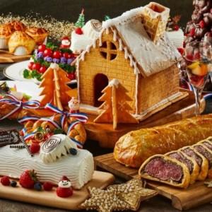 【クリスマスビュッフェ 2020 まとめ】お得な予約プランを紹介!クリスマスアフタヌーンティー情報も!