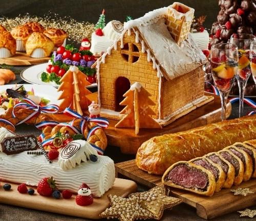 【2018年クリスマスビュッフェまとめ】お得な予約プランを紹介!クリスマスアフタヌーンティー情報も!