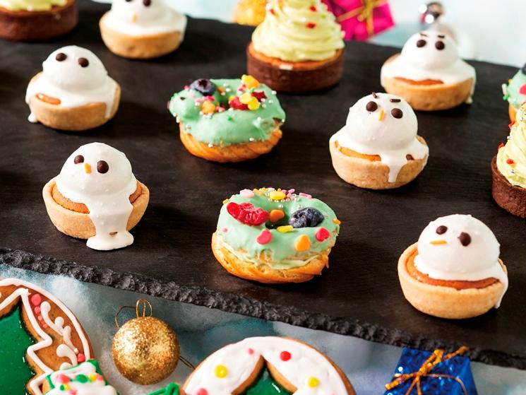 デザートビュッフェ「クリスマス・フェアリー」ヒルトン東京ベイで開催!ジュエルゼリーやピンクミラーケーキが登場!