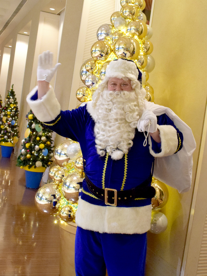 USJオフィシャルホテルのクリスマス!ホテルユニバーサルポート「ポートのHappy Christmas!」