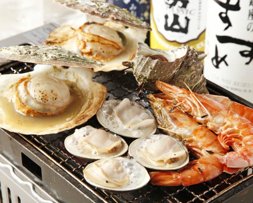 生牡蠣食べ放題プラン3500円!「AOHAMA(あおはま)田町店」で25種のビュッフェ!