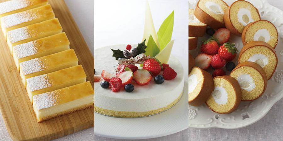 チーズといちごの世界!ホテルニューオータニ幕張「スイーツ&サンドウィッチビュッフェ~チーズの国のクリスマス~」