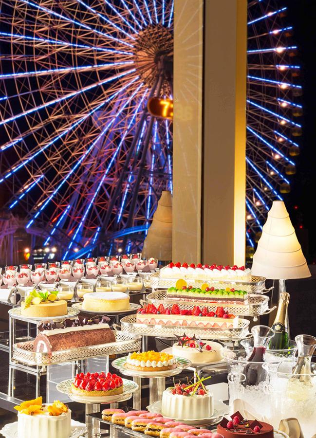 横浜ベイホテル東急の「チョコレート」スィートジャーニー11月1日から予約スタート!大好評のナイトタイムデザートブッフェ!