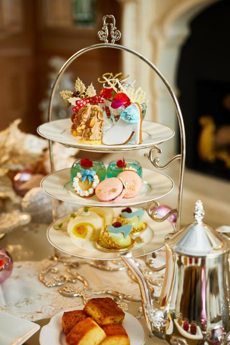 VINO BUONO『プリンセス・シンデレラのアフタヌーンティー~クリスマスの魔法~』