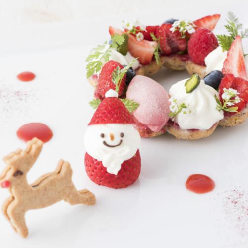 青山「アクアヴィット」北欧のクリスマスを体感できるディナーコースが登場!オマール海老にフォアグラも!