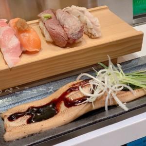 【実食レポ】「板前寿司 上野店」寿司食べ放題3480円!佐賀牛A5大とろレアステーキにやま幸まぐろも!