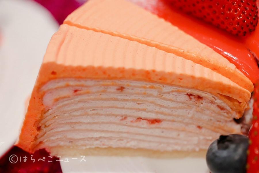 【潜入レポ】いちごビュッフェ「きらきら★いちごドリーム」ヒルトン東京お台場でダサ可愛いデザートブッフェ