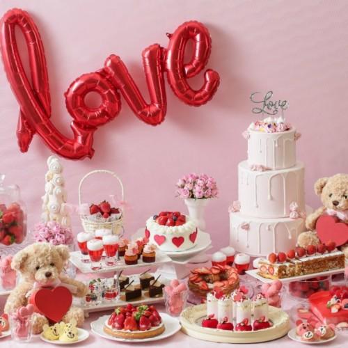 【バレンタインディナー&バレンタインビュッフェまとめ】チョコレートメニューやサプライズプラン予約情報!
