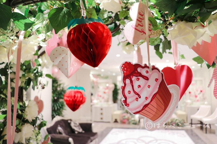 【潜入レポ】ザ ストリングス表参道「ストロベリーホリック」いちごに恋するドーリービュッフェ!