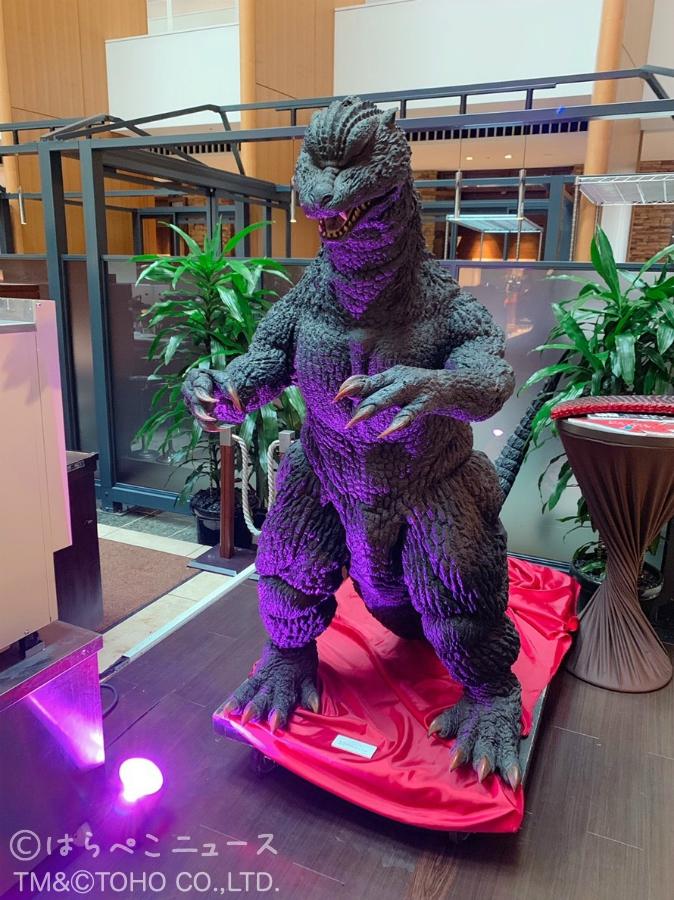 【潜入レポ】イチ・ゴジラ ランチブッフェ!ストリングスホテル東京でゴジラコラボのいちごビュッフェ!