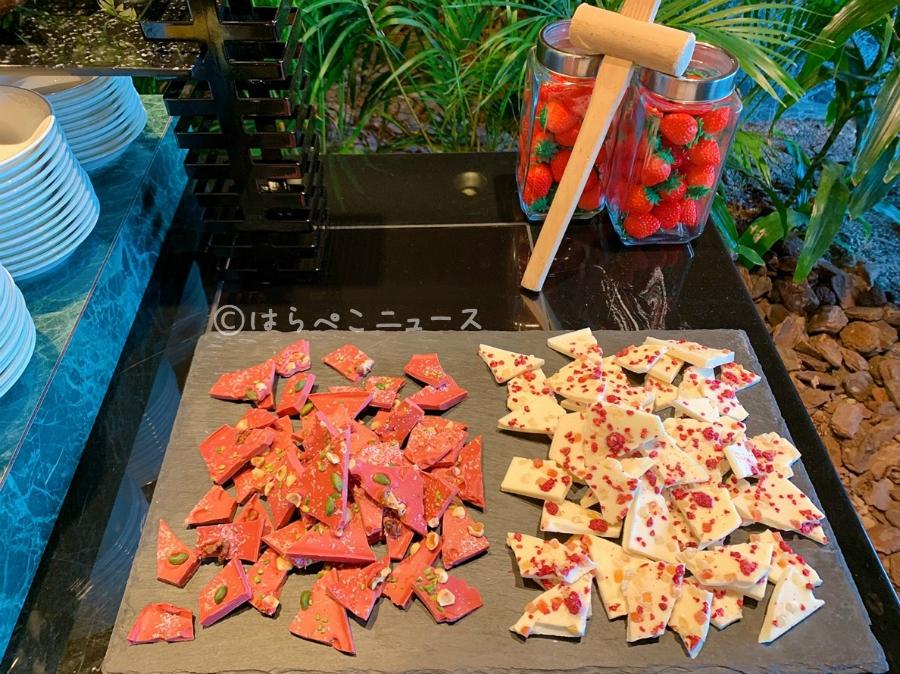 【実食レポ】ホテル椿山荘東京でいちごビュッフェ「森のストロベリーパーティー」苺のバスケットでいちご狩り!